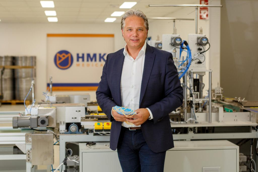 Sander Borchart • HMK Medical